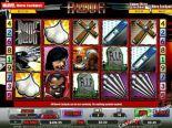 besplatne slotovi Blade CryptoLogic