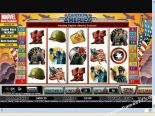 besplatne slotovi Captain America CryptoLogic